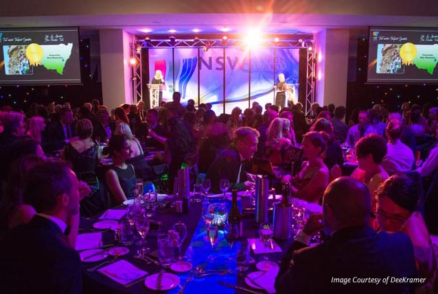 2013 NSW Tourism Awards – Media Room for Winners