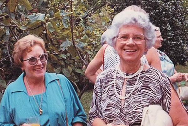 Memoir Video for the late Dorothy Bannister
