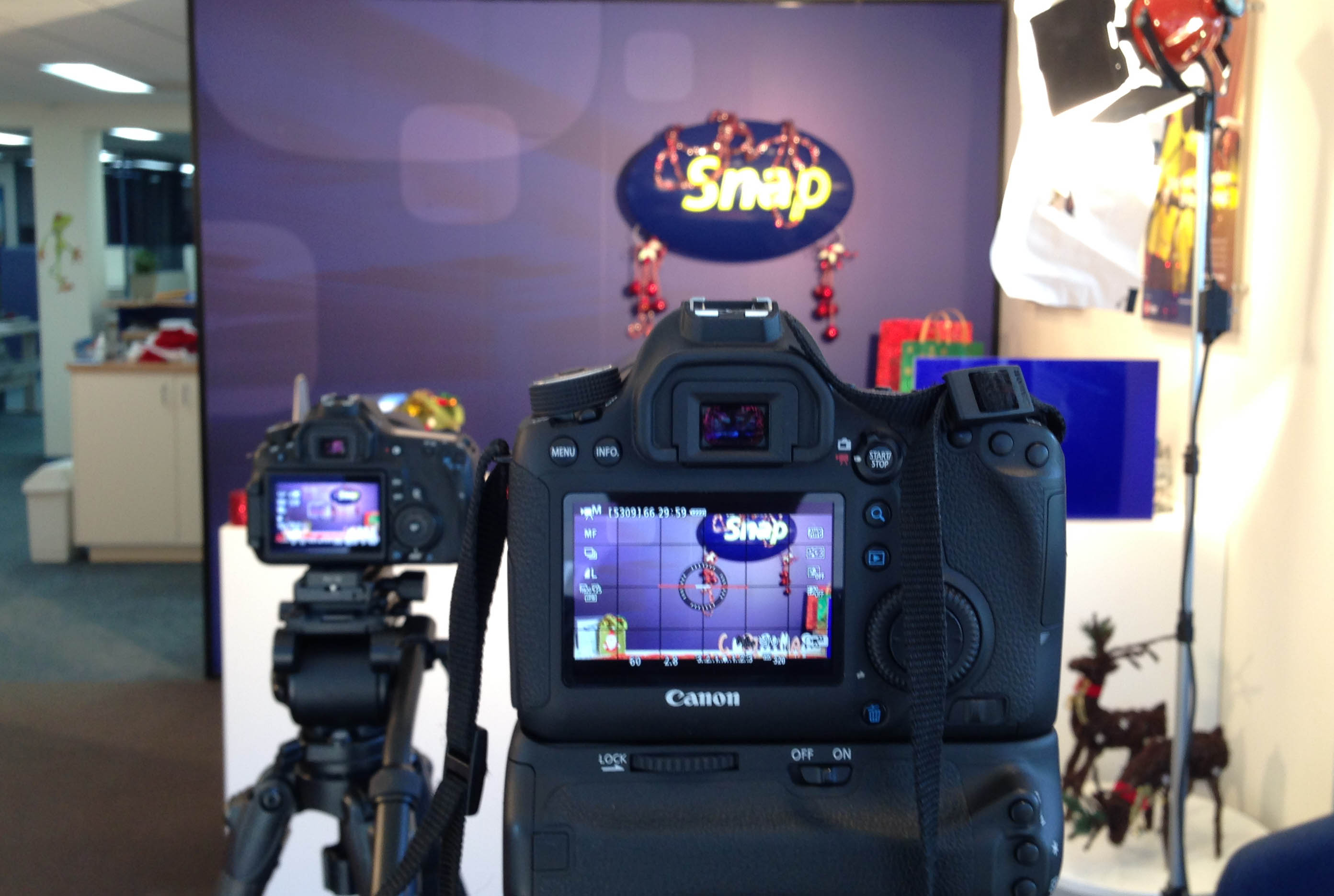 Snap Eastwood – Christmas Promotion