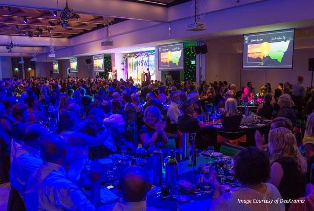 2013 NSW Tourism Awards – Template Design & Creative