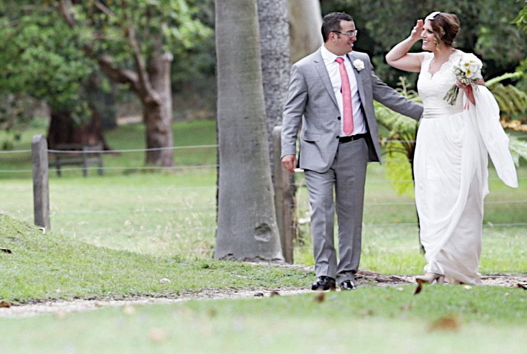 Jacqueline & Tristan's Wedding, November 16, 2013