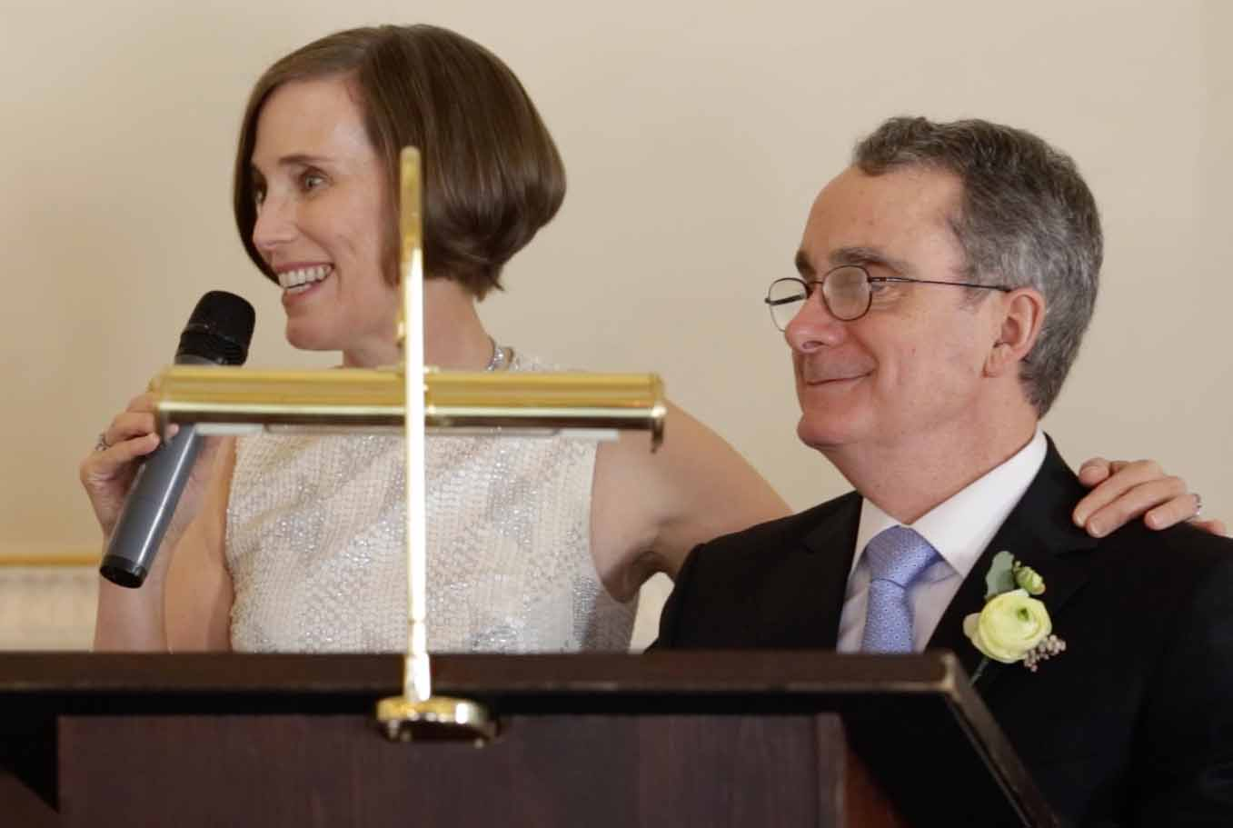 Destination Wedding Celebration for Doug Jones & Janet Walker: Canada + Australia + United Kingdom